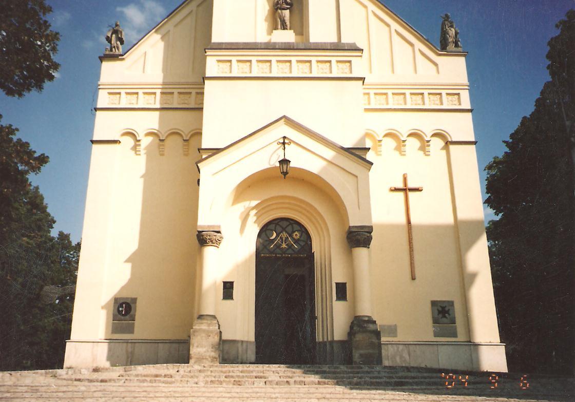 Kościół Św.Katarzyny Warszawa