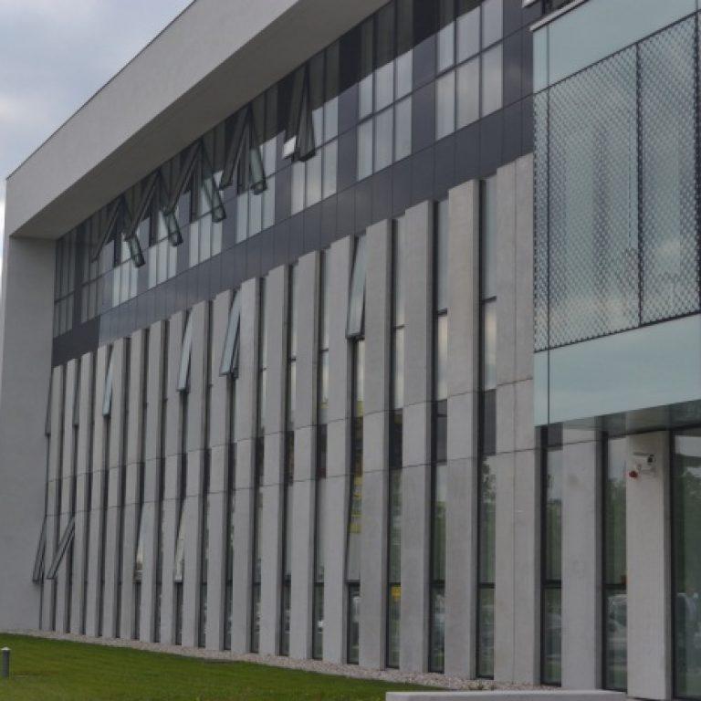 Budynek sądu Konin